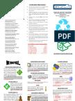 Clinton County Recycling Brochure