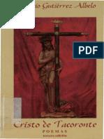 Gutierrez Albelo E - El Cristo de Tacoronte