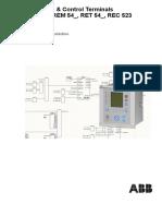 RE 5 Configuration Guideline
