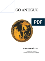 Griego Antiguo Alfredo Abad