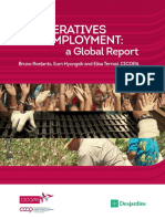 Cooperatives and Employment a Global Report