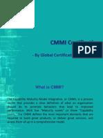 CMMI Certification