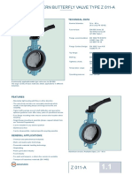Item 6 Ebro Feed Valve Z011-A-150