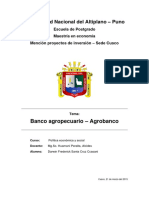 Banco Agropecuario – Agrobanco