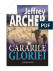 Jeffrey Archer - Cararile Gloriei (v1.0)