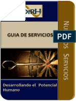 Guía de Servicios DIRH