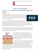 How Eicher and Volvo Leveraged Their Respective Strengths to Achieve Their Disparate Goals _ Business Today