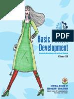 Basic Pattern Development (Textbook + Practical Manual) XII