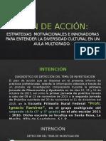 Plan de Acción - Exposición
