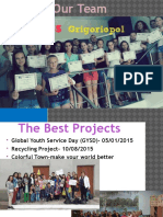 Bringing Change through the Access Projects