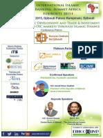 International Islamic Banking Summit Africa 2015 - 2nd Brochure