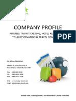 Proposal Maiga Tour Travel