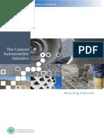 CSI RecyclingConcrete FullReport