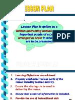 Lesson Plan Ain