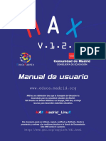 Guia Usuario MAX 12