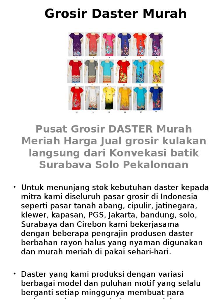 Grosir Daster Murah 055d6eb230