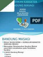 Karakter Bandung Masagi
