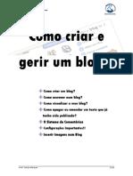 Como Criar Um Blogyy