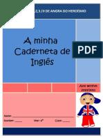 Caderneta Do Aluno 6ºano_ingles
