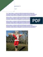 O Natal e o Paganismo V