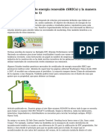 Solar certificados de energ?a renovable (SRECs) y la manera que el trabajo (parte 1)