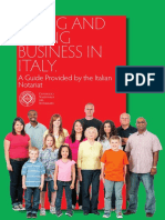 Notariat (Living & Doing Business in Italy - English)