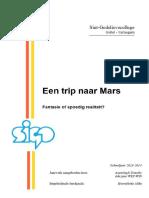 Een Trip Naar Mars