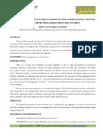 5.Eng-experimental Studies on Replacement of Fine Aggregate-KIRAN M SANNAKKI
