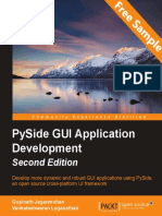 PySide GUI Application Development - Second Edition - Sample Chapter