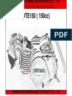 DTE150-2-150cc