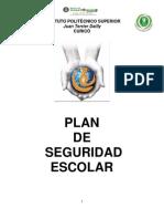 Plan de Seguridad Escolar