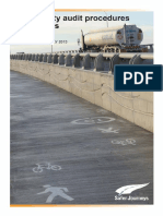 Road Safety Audit Procedures for Projects. Guideline New Zeeland 2014