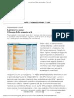 2016 01 18 Osservatori Corriere.it Querze' Smart Working