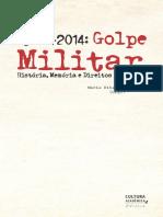 1964 – 2014 Golpe Militar Maria
