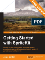 Getting Started with SpriteKit - Sample Chapter