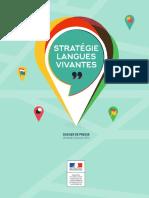 La carte des langues