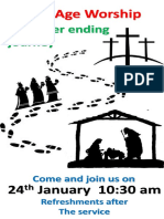 Family Service Poster
