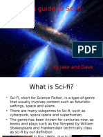 An idiot's guide to Sci-fi.pptx