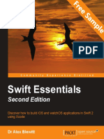 Swift Essentials - Second Edition - Sample Chapter