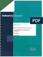 LR Civil Engineering Guidelines for Surveyors