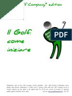 Il Golf Come Iniziare