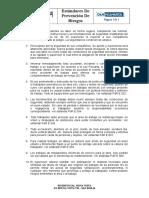 PdR E 001 Estandar Basico - VDLH