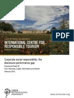 Csr Hotels Occasional Paper 23 NO