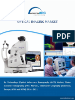 Optical Imaging Market shall cross 1 Billion mark by 2020, says latest market research report.