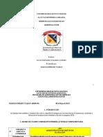 Matriz de Desarrollo Actividad Uno (1) Harold Cuaran