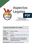 Aspectos Legales LOYOLA