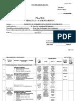 Planul Elemente de Probabilitate Si Statistica Matematica 2013