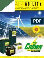 Crown Renewable Line