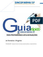 Guia Rapido Injecao Sincofarma Atual