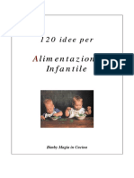 120 Idee Per l'Alimentazione Infantile
